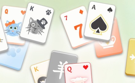 Card games updated